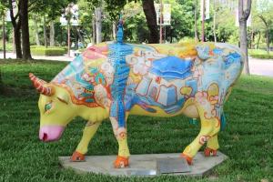 Taipei Cow